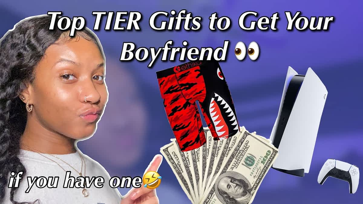 Gift Ideas for Your Boyfriend!!👀| VLOGMAS DAY 5❤️