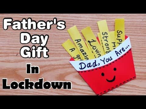 Father's Day Gift Ideas With Paper | Fathers Day Gifts |Handmade Gifts for Dad | Paper Making Things