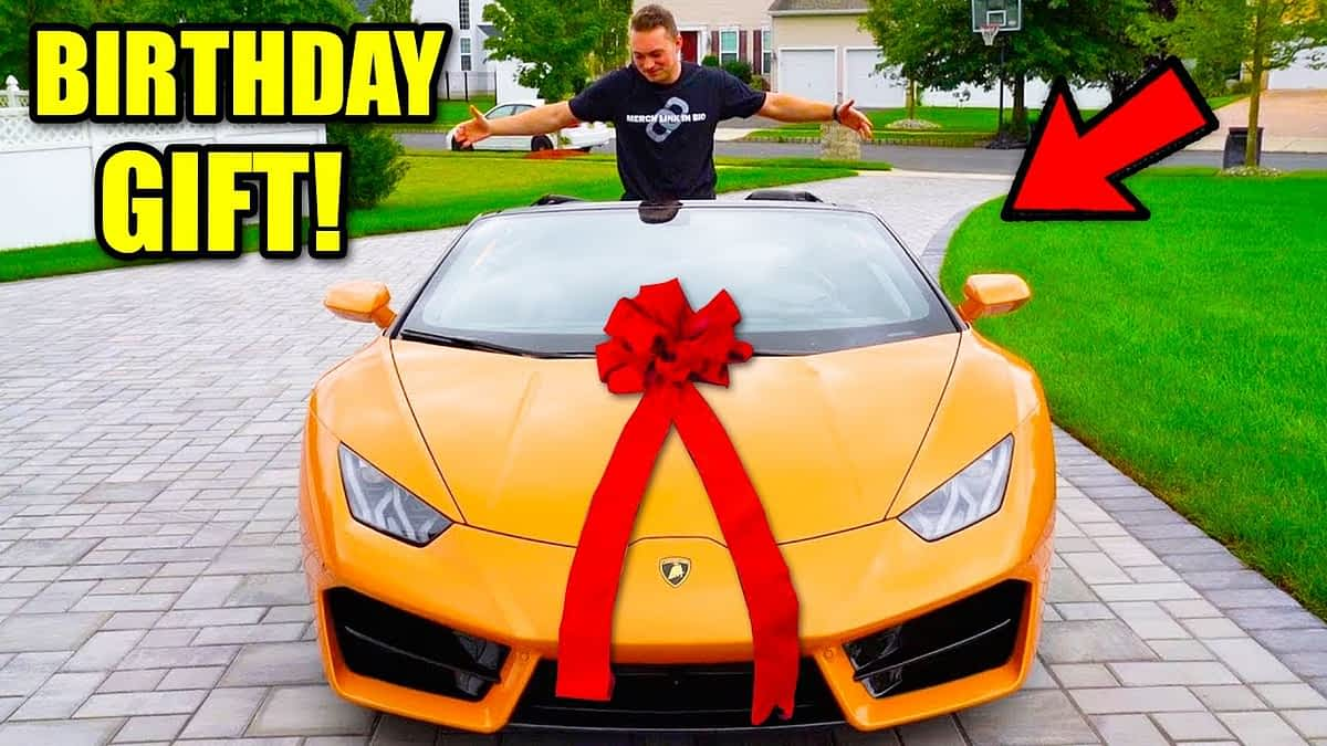Top 10 Best BIRTHDAY GIFTS & Reactions! (Surprise Cars, Thankful Kids, Unboxing Presents)