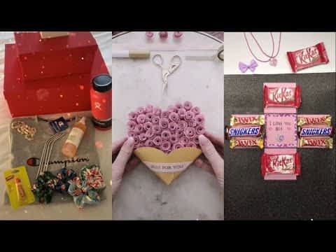 EASY PRESENT IDEAS | DIY GIFTS | Hot Tik Tok 2020