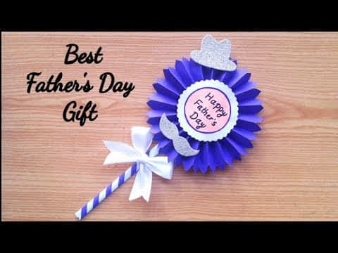 A Unique DIY Father's Day Gift Ideas During Quarantine | Fathers Day Gifts | Fathers Day Gifts 2020