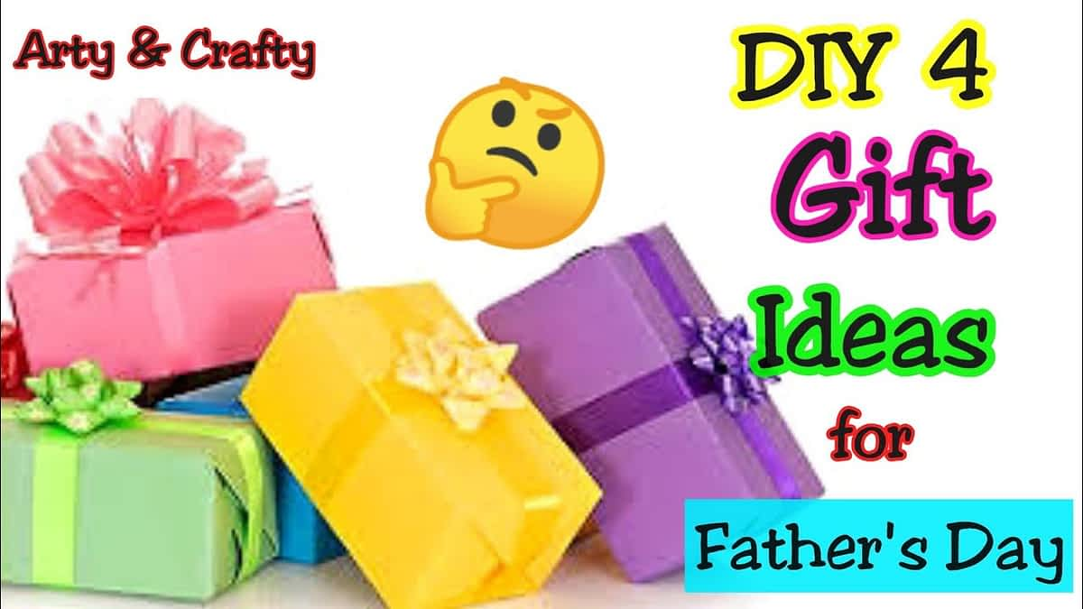 4 Amazing DIY Father's Day Gift Ideas during Quarantine |Father's Day Gifts |Father's Day Gifts 2020