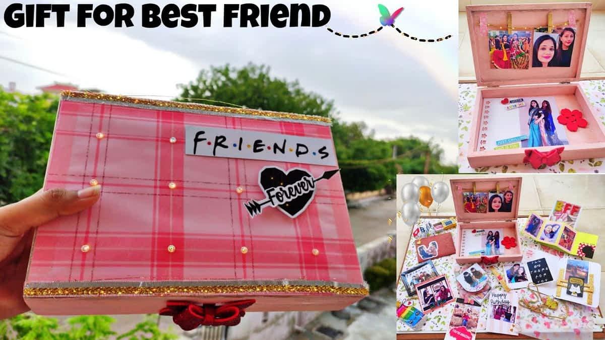Gift Hamper || Birthday Gift For Bestfriend || Surprise Gift Box||Unique Gift ideas||Best Gift  Ever