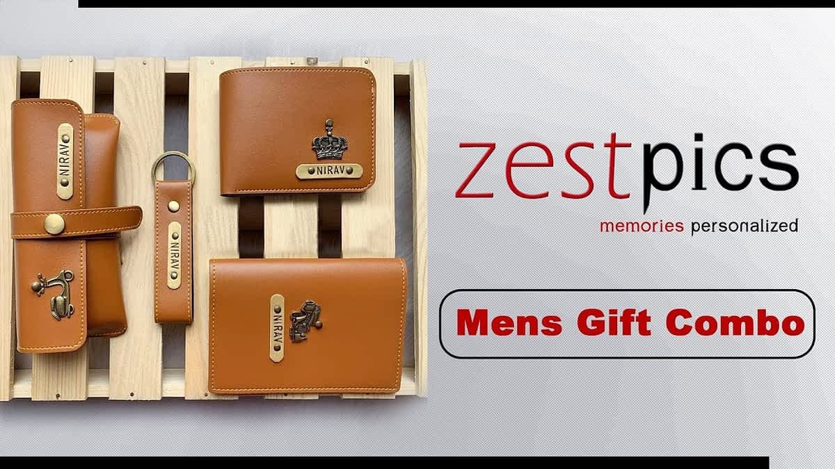 Mens Gift Combo | BirthdayGifts | AnniversaryGifts | Gifts for Men | Zestpics